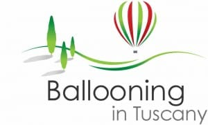 Ballooning in Tuscany logo - New