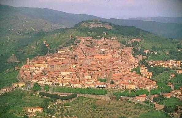 Cortona Italy  city photos gallery : Ballooning In Tuscany Cortona.it Ballooning In Tuscany
